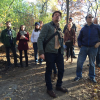 DOD event NYC ecology walk