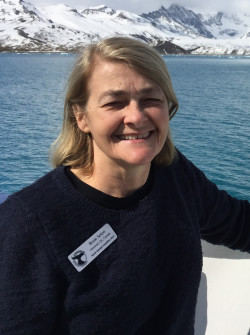 "<span class=""no-link"">COA Allied Whale research associate and marine mammal stranding coordinator Rosemary Seton.</span>"