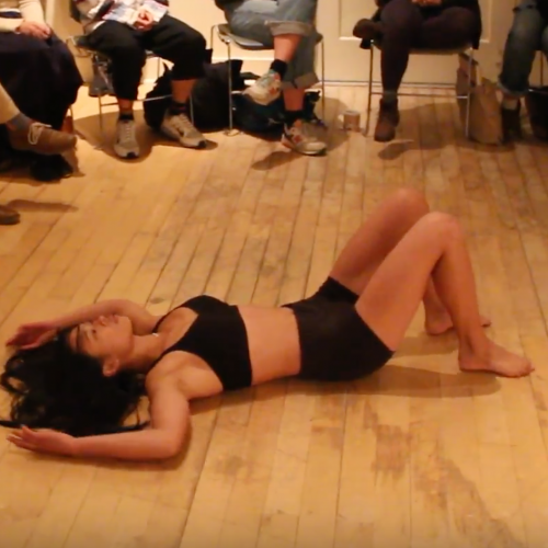 Exploration of Identity through Choreography and Performance by Emily Engelking Rappeport ('18) 004