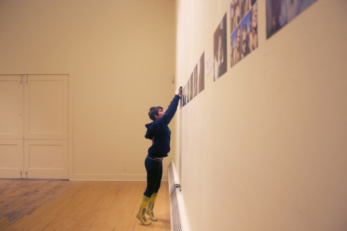 An Independent Study in Gallery Curation | Ivy Sienkiewycz