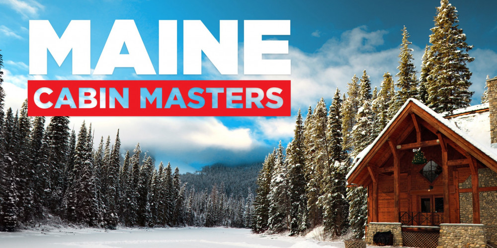 COA alumnus Chase Morrill '00 stars in the hit DIY Network reality series Maine Cabin Masters.