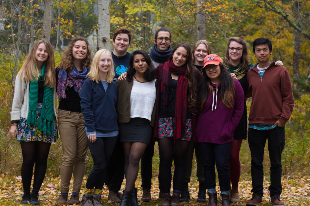 "10 College of the Atlantic students are in Marrakech, Morocco Nov. 7-18 at the <a href=""http://www.cop22-morocco.com/"" target=""_blank"">22nd Conference of the Parties</a> to the UN Framework Convention on Climate Change."