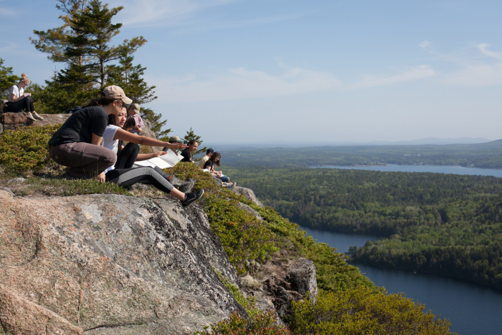 College of the Atlantic's $10,000 scholarship for Student Conservation Association alumni provides support for outdoor-oriented students who want to make a difference in the world.