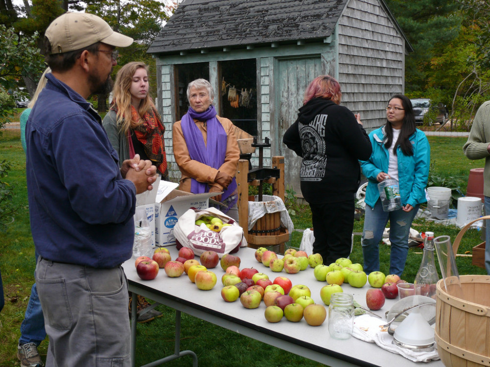 "<a href=""/live/profiles/1136-todd-little-siebold"" target=""_blank"" rel=""noopener noreferrer"">Todd Little-Siebold</a>, a professor of history at College of the Atlantic, is a revered historian of Maine heirloom apple varieties."