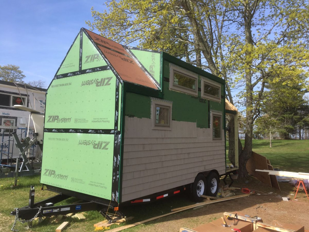 The tiny house movement is both an architectural and social movement centered on living simply and inside houses generally smaller than 500 square feet.