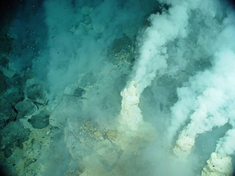 Life on Earth may have originated in ancient hydrothermal vents, according to a study by COA chem...