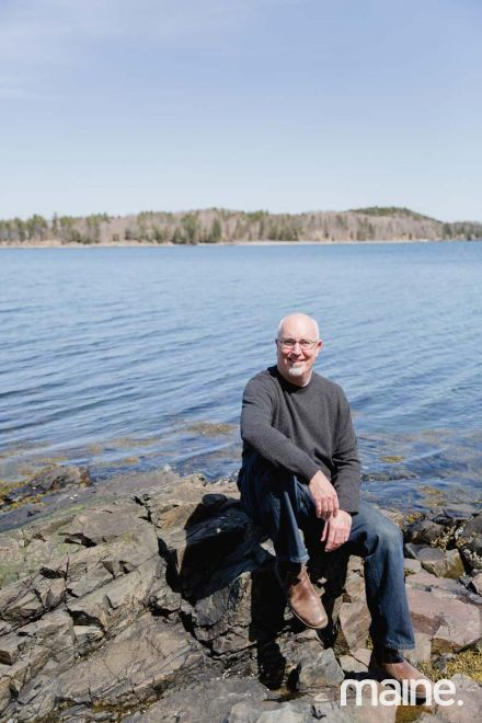 Sharpe-McNally Chair of Green and Socially Responsible Business at College of the Atlantic Jay Friedlander is among Maine Magazine's 2016 list of 50 influential Mainers.