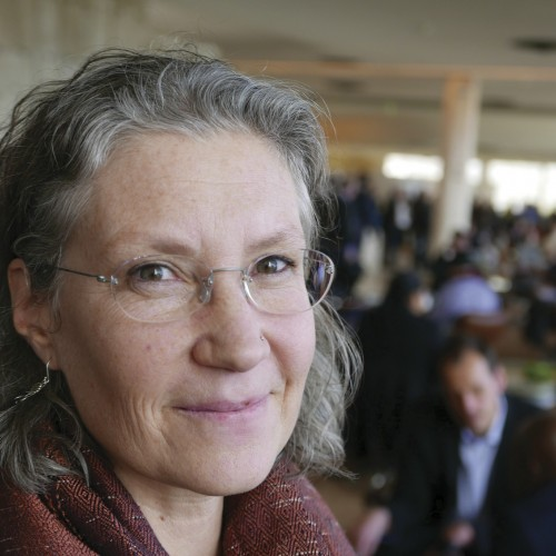 Professor of global environmental politics Dr. Doreen Stabinsky.
