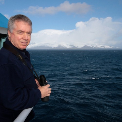 University of Tasmania Marine Geophysicist Dr. Mike Coffin explores the relationships between volcanoes and climate change...