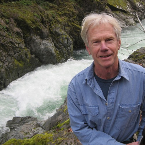 Famed river conservationist, author, and photographer Tim Palmer will speak at College of the Atlantic's Human Ecology Forum.