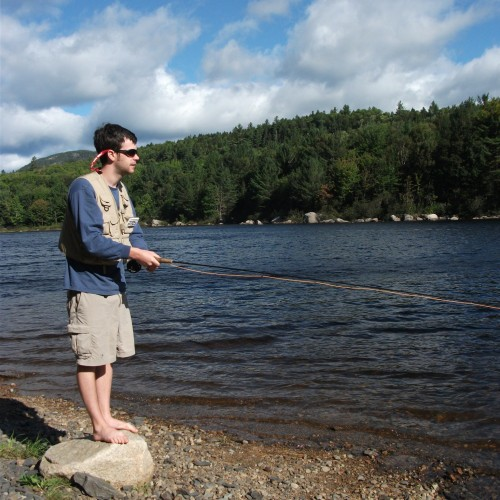 Dr. Erik Reardon explores the past, present and future of Mount Desert Island's freshwater fish...