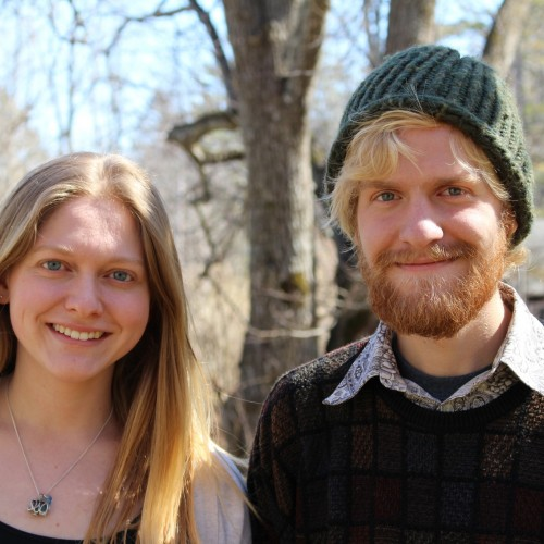 Laura Berry '17 and Matthew Kennedy '18 are 2016 Udall Scholars.