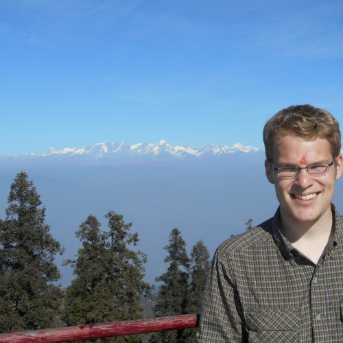 "Ursa Beckford '17 reflects on his fall term residency in Mussoorie, India—""Queen of the ..."