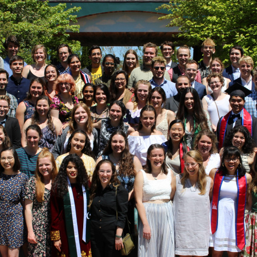 The COA class of 2019