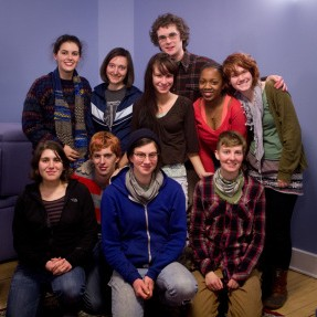 Spectrum, a student-led group at College of the Atlantic.