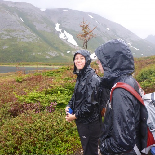"Students in ""A Marvelous, Terrible Place: The Human Ecology of Newfoundland"" get to know the Canadian landscape."