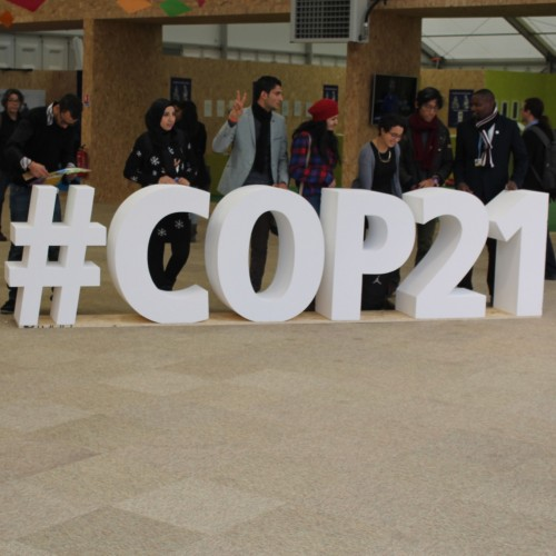 Key climate agreements are on the table at COP 21.