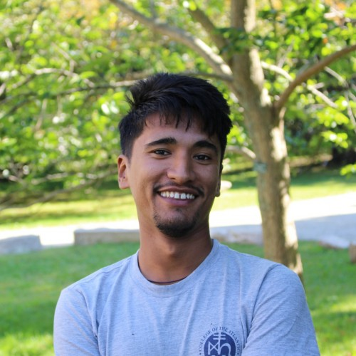 Surya Karki '16 is engaged with community and business development in his home country of Nepal.