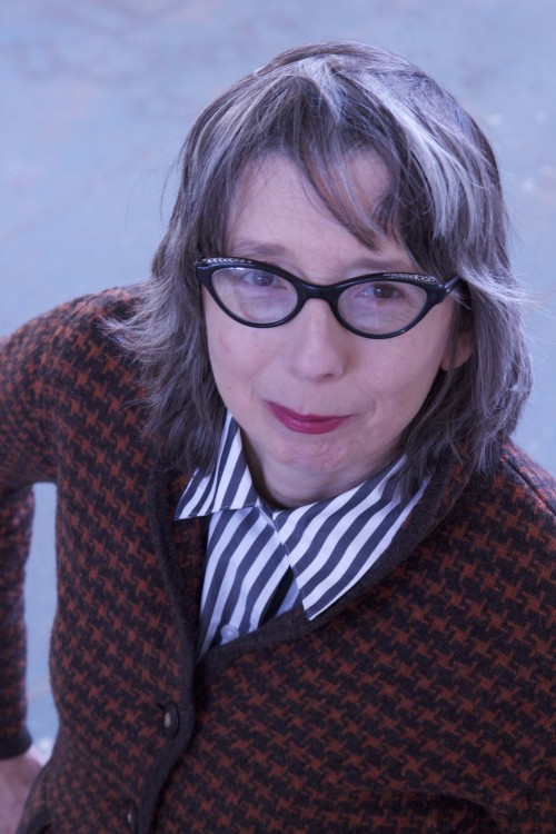"<a href=""/live/profiles/1113-nancy-evelyn-andrews"" target=""_blank"">Nancy Evelyn Andrews</a> is a professor of performance art and video production at College of the Atlantic. She recently converted her film ""The Strange Eyes of Dr. Myes"" into a series of webisodes, available <a href=""http://www.TheStrangeEyesOfDrMyes.com"" target=""_blank"">here</a>."