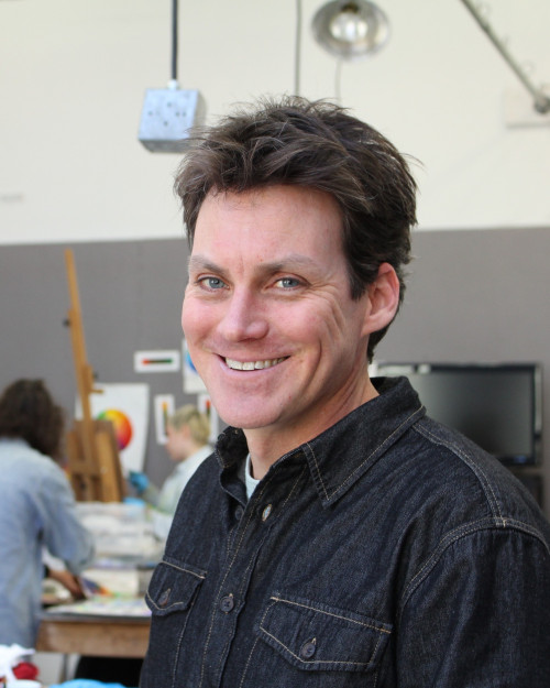 Sean Foley is professor of painting and drawing at College of the Atlantic.
