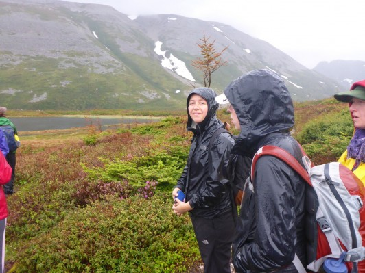 "Students in ""Marvelous, Terrible Place: Human Ecology of Newfoundland"" get to know the Canadian landscape."
