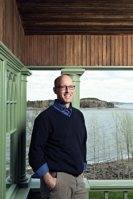 COA President Darron Collins is named one of Maine's 50 Visionary Leaders in the July issue of Maine Magazine