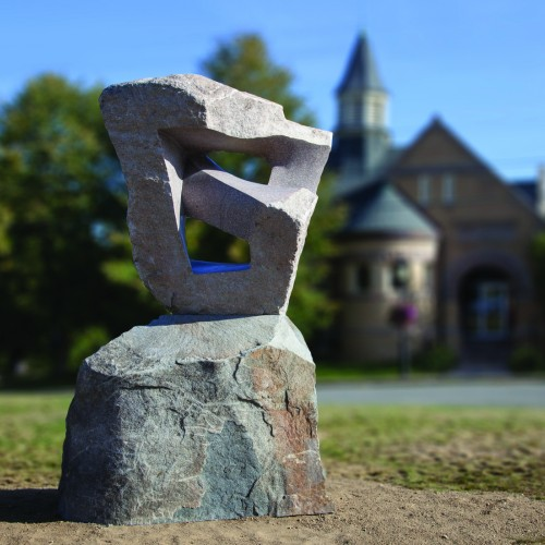 Seeking Form: Sculpture by Miles Chapin '10