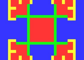 A Study of Cooperation Waves in the Spatial Iterated Prisoners Dilemma