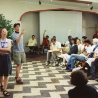 all college meeting 1992