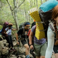 Student activities - backpacking