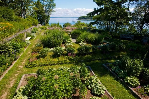 COA Gardens · Gardens · College of the Atlantic