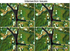 Land Use Project: Intersection Issues