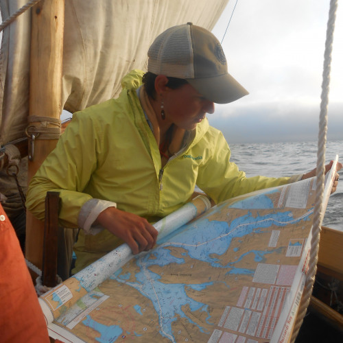 Navigation before the storm